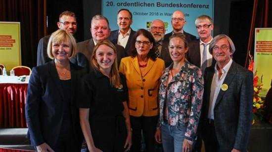 Andrea Schröder-Ehlers im Bundesvorstand des ASB