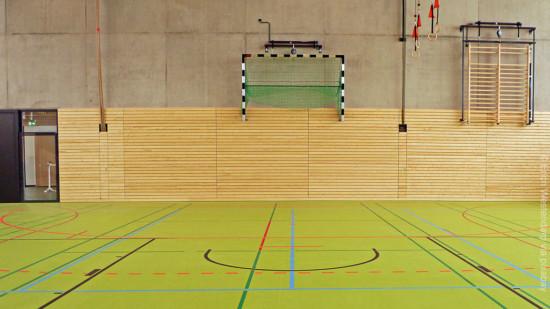 Sporthalle, Mehrzweckhalle