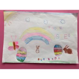 Kreativwettbewerb Mein Osterei