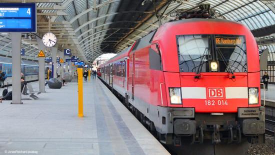 Deutsche Bahn Lok