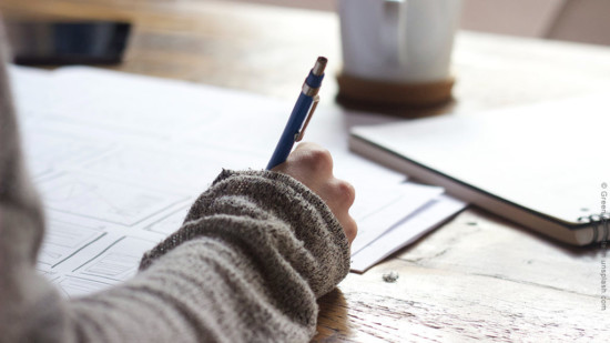 Aufgaben am Schreibtisch
