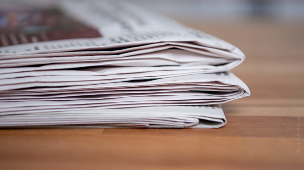 Zeitung - Fakt oder Fiktion