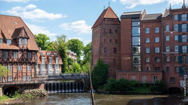 Wasserviertel Lüneburg