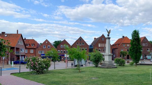 Marktplatz in Dahlenburg