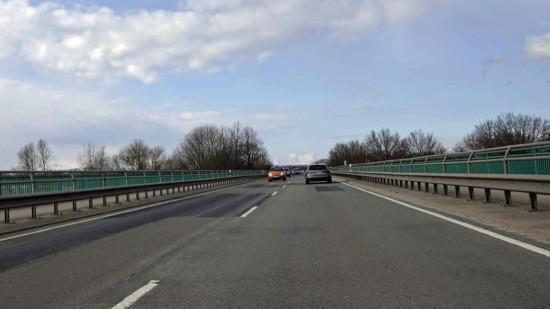 Brücke Geesthacht Elbe