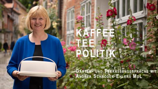 Terrassengespräche Kaffee Tee Politik