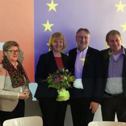 SPD Unterbezirks-Vorstandsvorsitzende Andrea Schröder-Ehlers