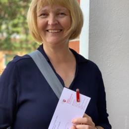 Andrea Schröder-Ehlers unterwegs im Landkreis Lüneburg