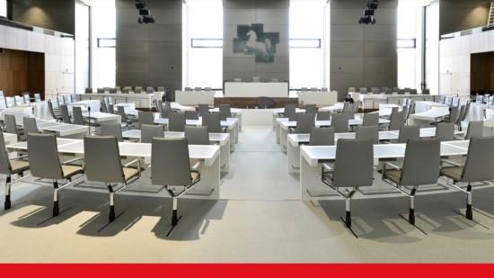 Neuer Landtag