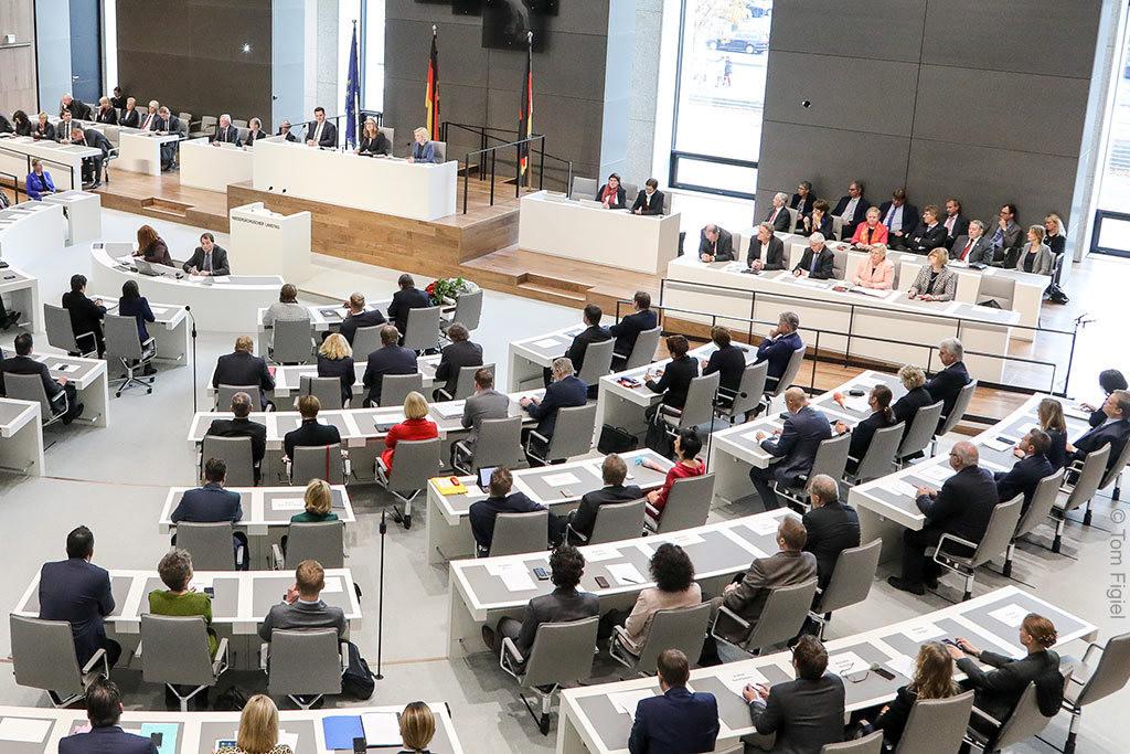 Niedersächsischer Landtag - Sitzung