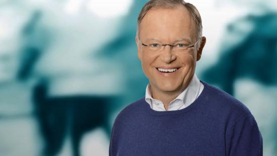 Ministerpräsident Stepahn Weil